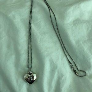 Pandora necklace locket